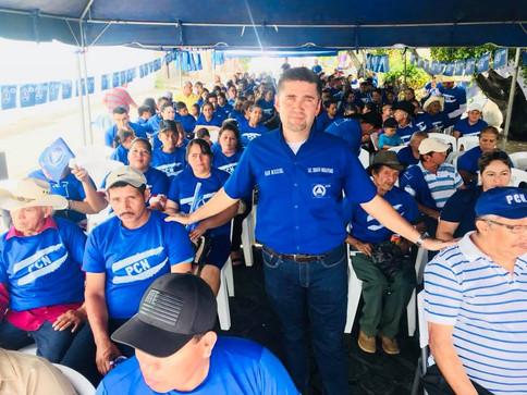 ELECCIONES INTERNAS EN EL DEPARTAMENTO DE SAN MIGUEL