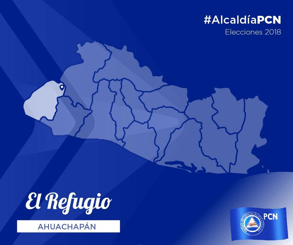 EL REFUGIO - AHUACHAPÁN
