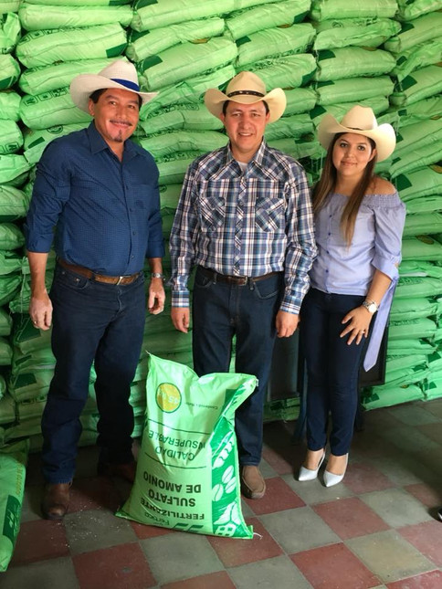 Apoyo al sector Agrícola PCN
