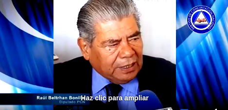 #NotiPCNDiputado Raúl Beltrhán Bonilla.
