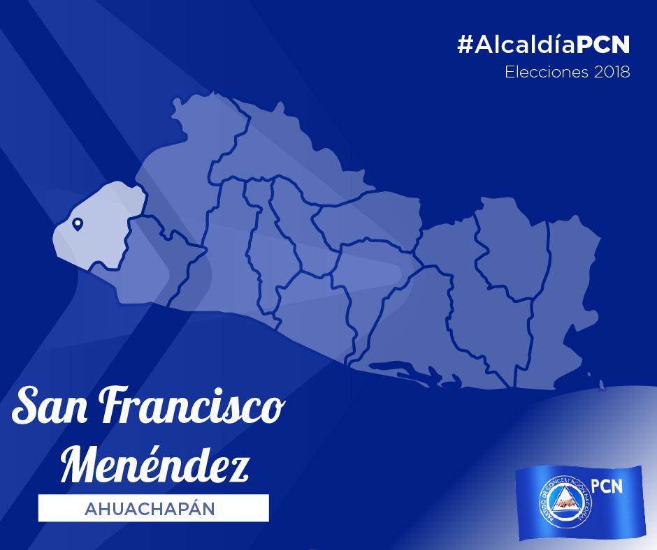 SAN FRANCISCO MENÉDEZ - AHUACHAPÁN