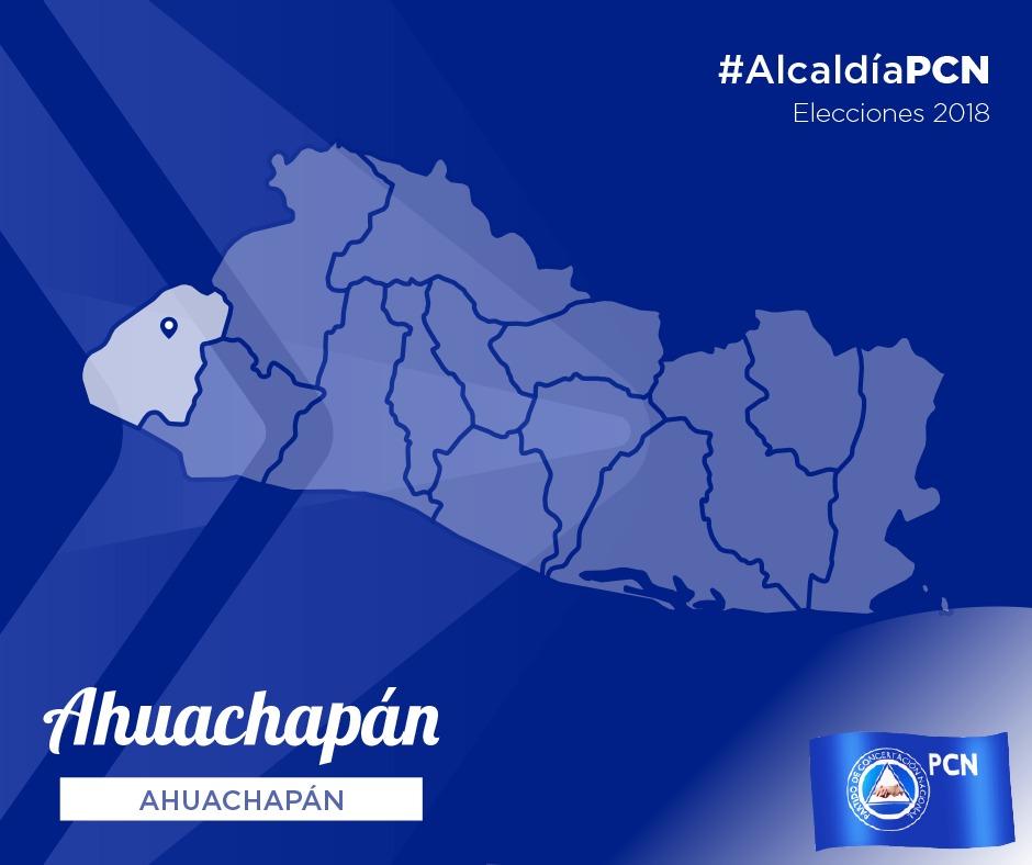 AHUACHAPÁN - AHUACHAPÁN