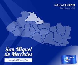 SAN MIGUEL LAS MERCEDES - CHALATE