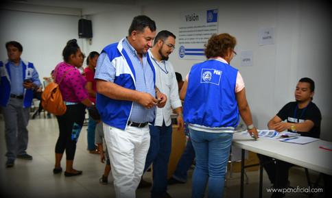 ELECCIONES INTERNAS SAN SALVADOR