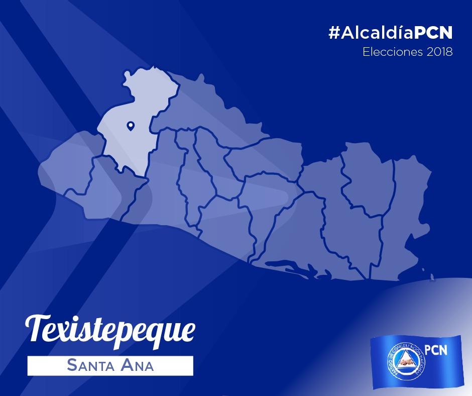 TEXISTEPEQUE - SANTA ANA