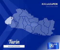 TURÍN - AHUACHAPÁN