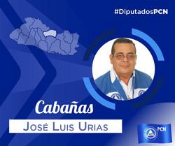 DIPUTADO ELECTO POR CABAÑAS LUIS URIAS