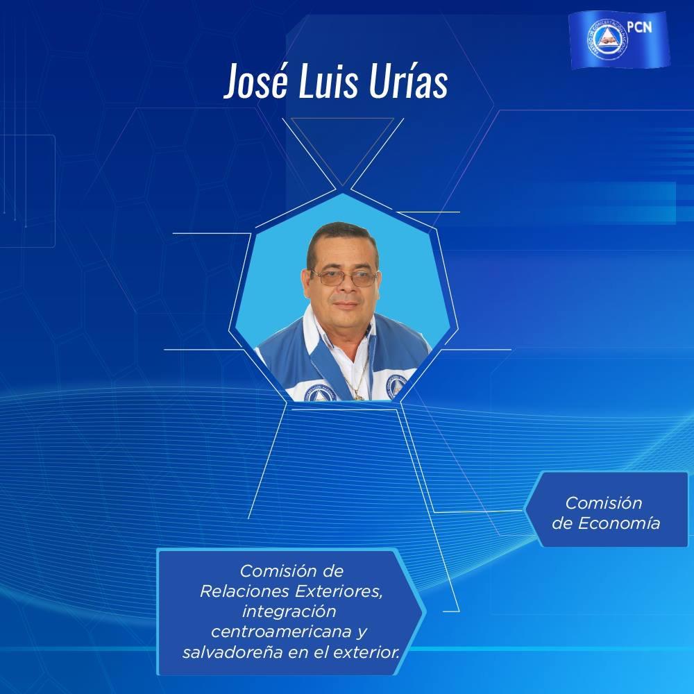 LUIS URIAS
