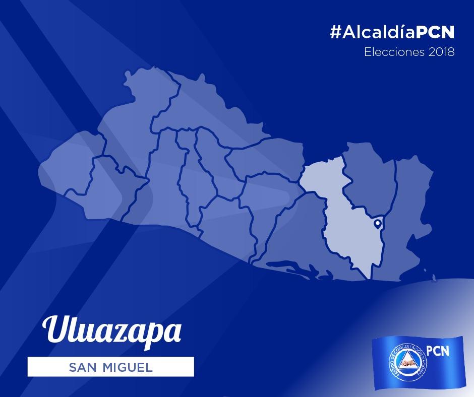 ULUAZAPA - SAN MIGUEL