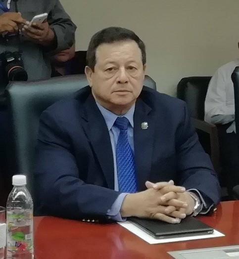 El Diputado José Antonio Almendáriz del PCN, Se refiere a la elección del nuevo fiscal.