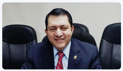 Presidente Asamblea Legislativa           Lic. Mario Ponce - @marioponcesv