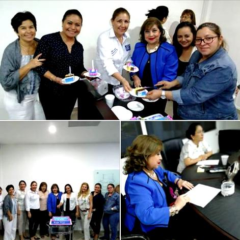 Convivió de mujeres empoderadas del PCN realizado en laSede Nacional PCN