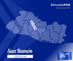 SAN RAMÓN - CUSCATLÁN