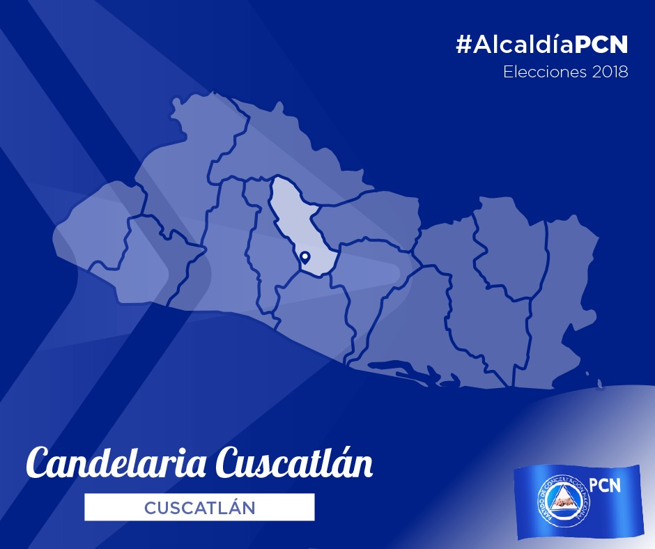 CANDELARIA - CUSCATLÁN