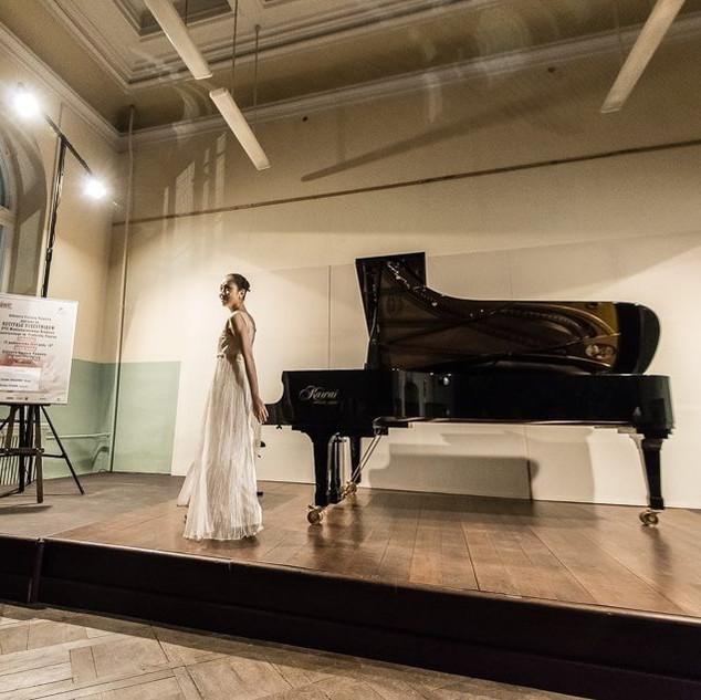 Arisa Onoda - Sinfonia Varsovia, Warsaw, Poland
