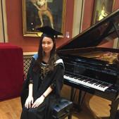 Arisa Onoda - Royal Academy of Music, London, UK