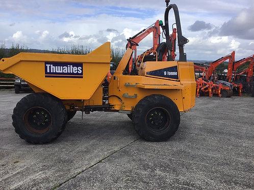 Thwaites  9 tonne  dumber