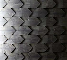 Geometric cladding & fascades