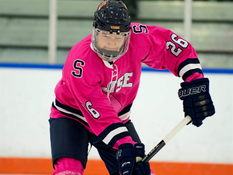 Orange to Host Susan G. Komen Foundation for Annual Pink the Rink Game