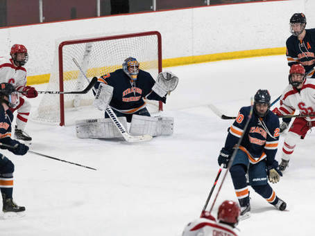 No. 10 Stony Brook Throttles Syracuse 6-1