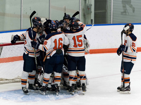 Jacobs Nets 100th Point in Syracuse's 5-3 Win