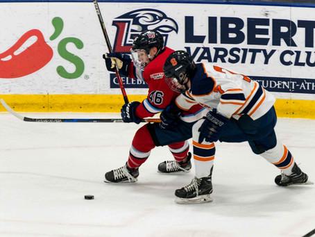 Syracuse Gets Set to Battle ESCHL Rival Liberty