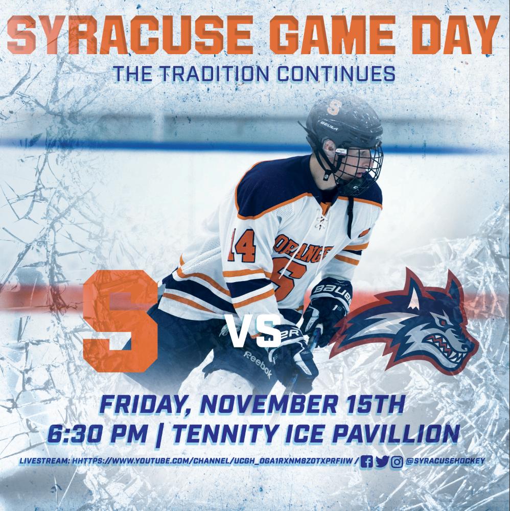 Syracuse vs. Stony Brook