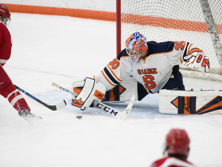 Syracuse Mounts Late Comeback, Loses 5-4 to Stony Brook in Shootout