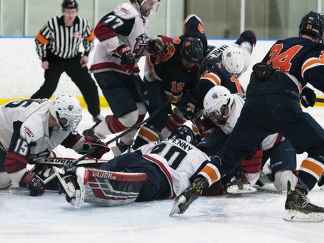 Syracuse Prepares for ESCHL Battle Against Liberty