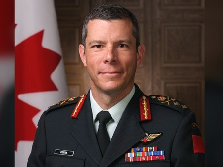 Meet the military general in charge of Canada's mass COVID-19 vaccination effort