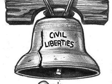 Covid-19 and the Poor Health of Civil Liberties