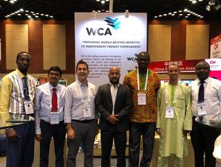 Integral Cargo presente en la Conferencia Regional en Hyderabad, India.