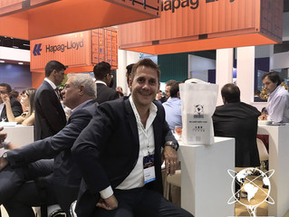 Integral Cargo presente en la Feria Intermodal 2018 Sao Paulo - Brasil