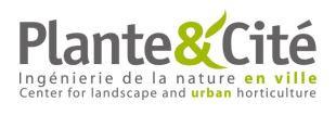 Convention renouvelée entre Plante & Cité et Les Arbusticulteurs