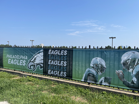 Eagles Camp Observations: Reagor Returns