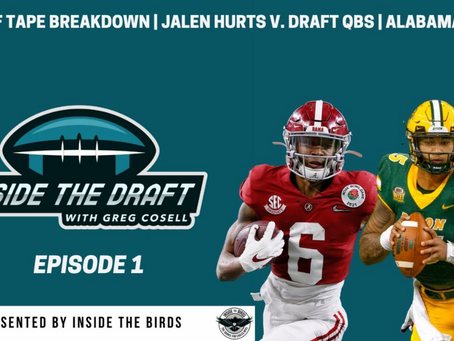 Inside The Draft With Greg Cosell: 'He's A Touchdown Waiting To Happen'