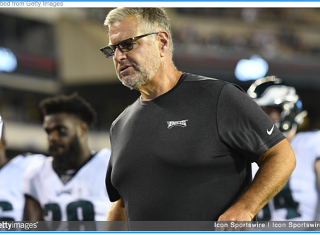 Birds Need Solution For Ailing O-Line – And Quick
