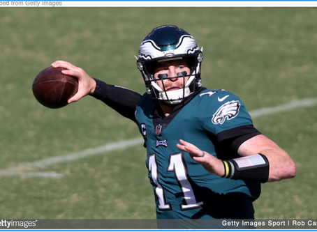 All 22: Looking At Run Game Developments, Wentz's Field Vision