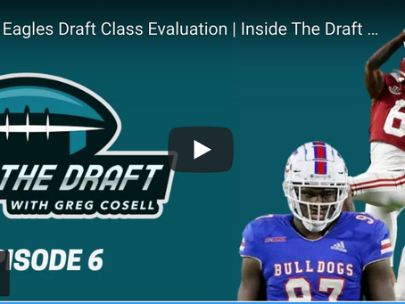 """This Guy's Just A Football Player:"" Inside The Draft With Greg Cosell"