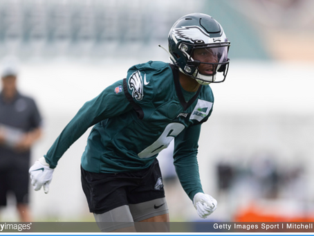 Not Kneeded! First-Round Pick Smith Potentially Out Weeks