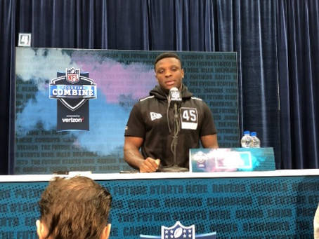Takeaways From Eagles' Round 1 Pick Of Jalen Reagor