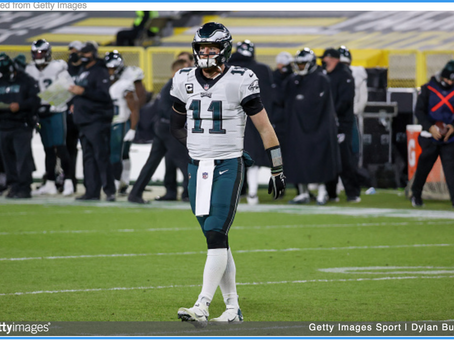 The Point After: Truth Hurts, But Keep Wentz On Bench