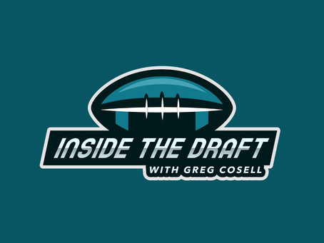 """""""He Was Born To Play Press Man:"""" Inside The Draft With Greg Cosell"""