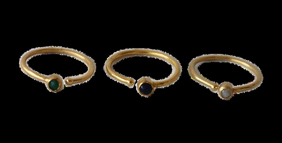 Tre Puntini ring