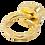 Thumbnail: Dahlia square pearl ring