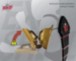 EXOSHELL - Impact Absorption Exoskeleton