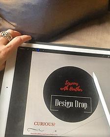 Design Drop Service: Heather Garrett Design