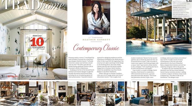Trad Home Magazine