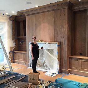 All-In Constructin Decoraton Service: Heather Garrett Design