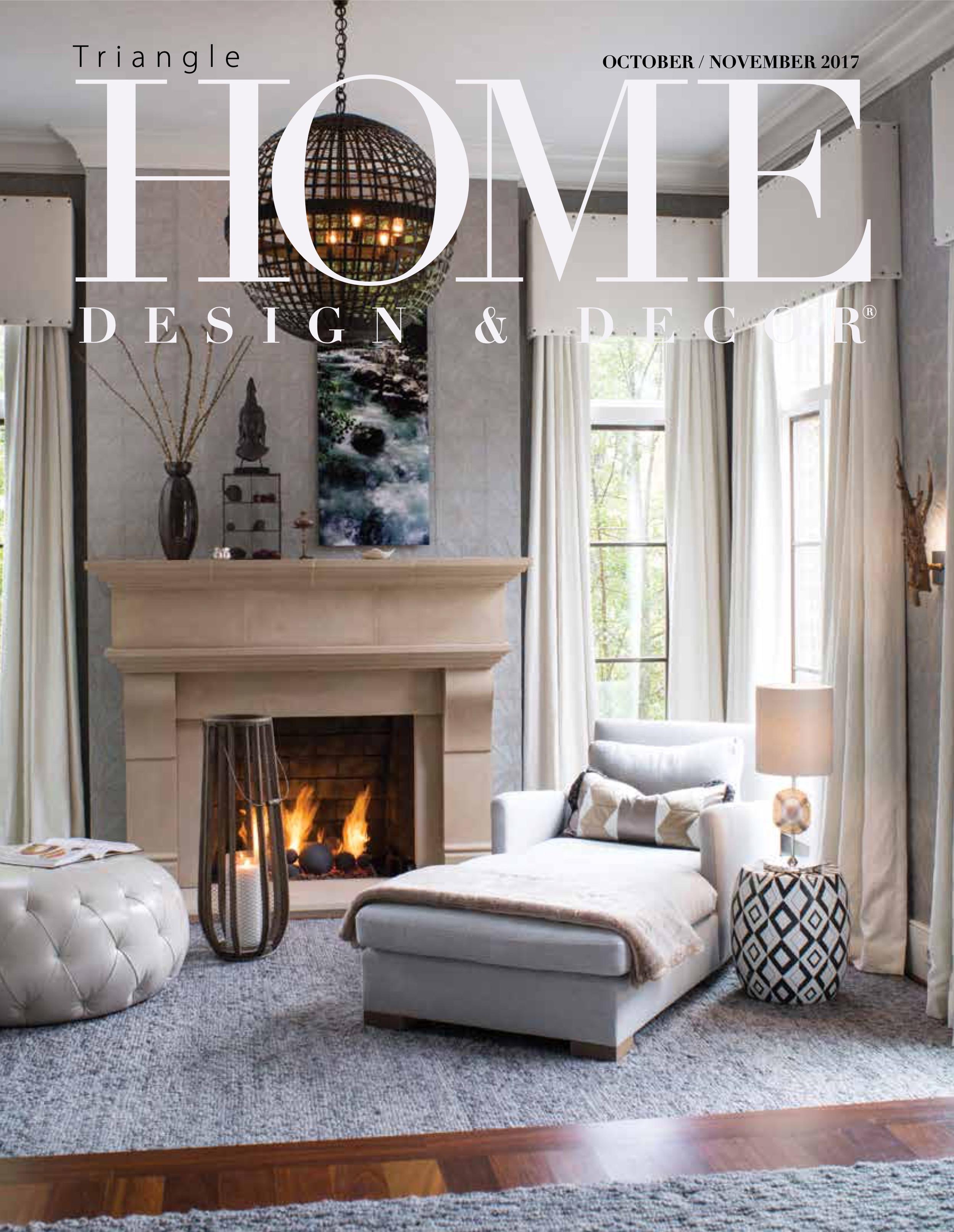 Luxury Interiors | Raleigh-Durham NC | Heather Garrett Interior Design